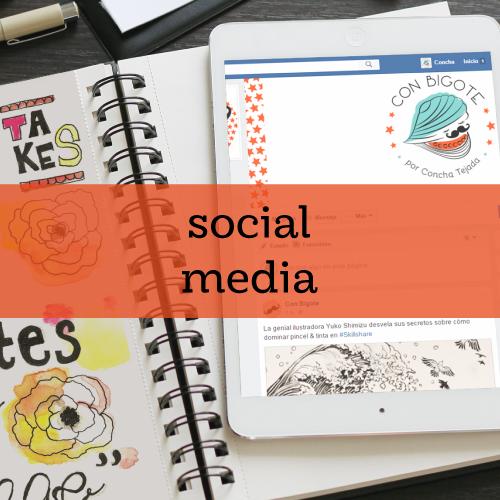 Servicios de Social media y Diseño gráfico para pequeñas empresas y freelancers