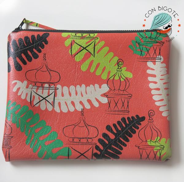 red-chim-cheree-estampado-personalizado-para-cartera-cremallera