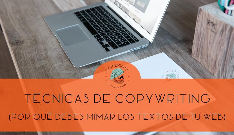 Técnicas del copywriter Con Bigpte Blog